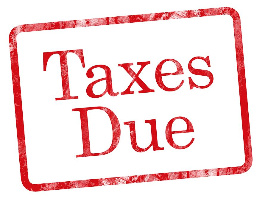 Q3 Taxes are due February 2, 2018