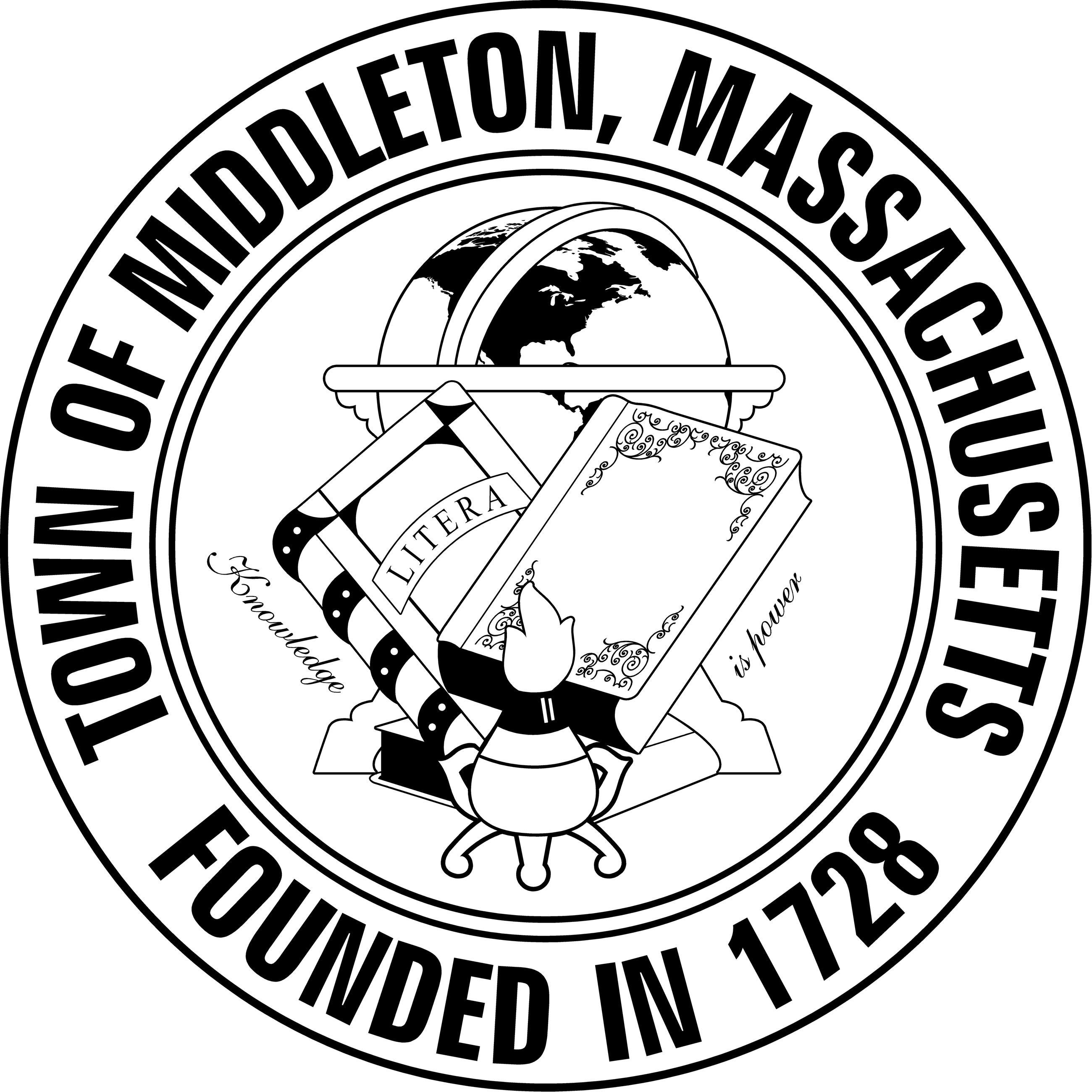 Middleton Town Seal