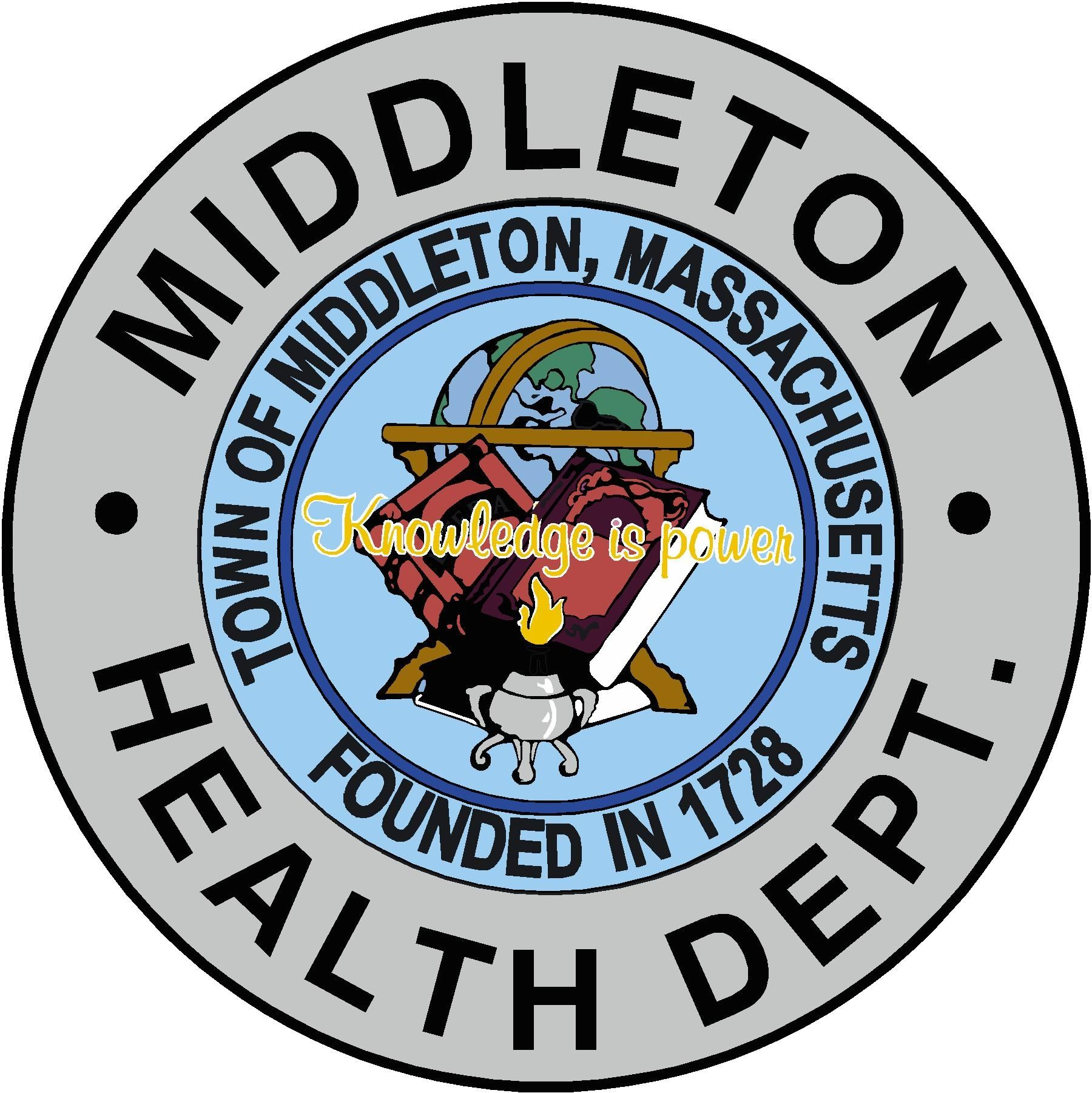 Middleton Health Dept Logo